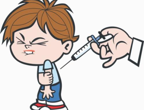 Осложнения прививок и их остеопатическое лечение