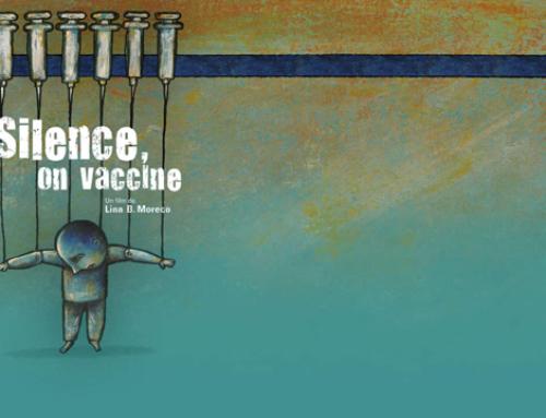 «Тихо, идет вакцинация!»